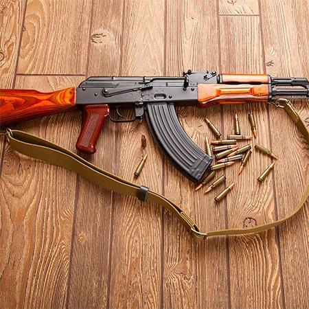 Dekowaffen und freie Waffenersatzteile