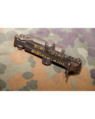 MG1 MG3 Schiebevisier komplett