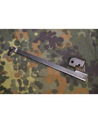 MG3 Spannschieber Schiene einzeln