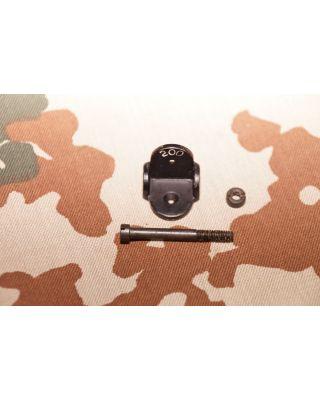 UZI MP2 Dioptervisier komplett mit Schraube und Mutter